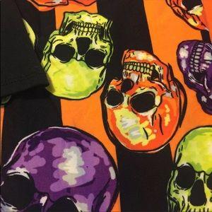 lularoe skull leggings TC